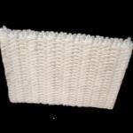 Polyester Canvas Cement Airslide Fabric / Air Slide Belt For Aluminium Factory