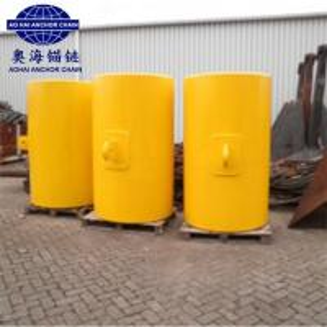 China Jiangsu Aohai Marine Steel Floating Mooring Buoy wholesale
