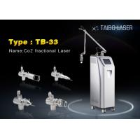 China 10600nm RF Tube Co2 Fractional Laser Machine For Vaginal Rejuvenation , Scar Removal wholesale
