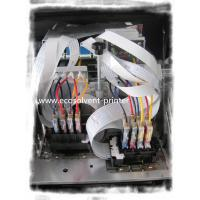 Quality Digital Epson Dx7 Printer Water Base 1.8m Textile Eco Solvent Printing Machine for sale