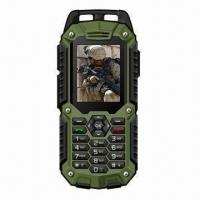 Buy cheap IP67 Waterproof Rugged Mobile Phones with Dual-SIM Card from wholesalers