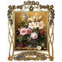Buy cheap Customize home decoration accessories 4*6'' resin photoframe from wholesalers