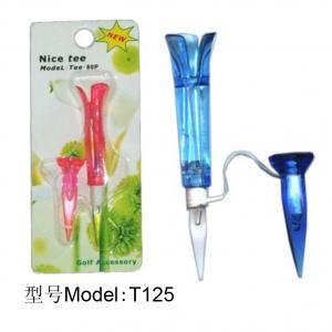 China nice plastic golf tee(T125) wholesale