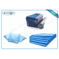 Quality Hygeian Polypropylene Non Woven Fabric Used as Medical Bedsheet or Surgical Mask for sale