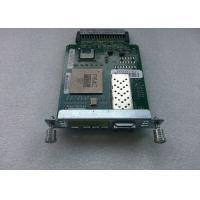 China HWIC-1GE-SFP Cisco Interface Cards GigE High Speed WIC With One SFP Slot on sale