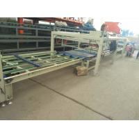 China Heat Resistant Insulation Board Magnesium Oxide Board Production Line 1300 mm Width wholesale
