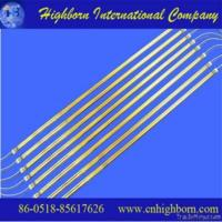 China Gold Coated Quartz Heating Element on sale
