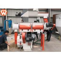 China Customized Voltage Pellet Making Machine / Poultry Feed Pellet Mill Machine wholesale