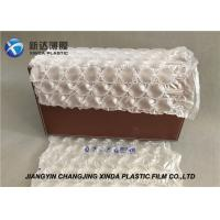 China Gap Void Space Filling Bag Plastic Film Perforation Air Filled Air Cushion Bag wholesale
