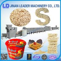 China Stainless steel instant noodles making equipments food processing machine wholesale