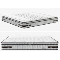 China Modern Spring Style Hotel Bed Mattress Queen / King Size 270mm Height 1800 * 2000 wholesale