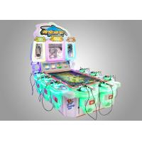 China Joyful Design Entertainment Fish Shooting Game Machine With Multi Games wholesale