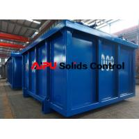 China Oil and gas drilling offshore platform Cuttings boxes for sale at Aipu wholesale
