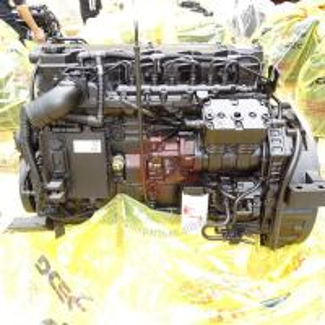 China Original truck engine ISDE285 30 Cummins motor 285hp EURO III diesel engine ISB285 30 truck engine diesel assembly on sale
