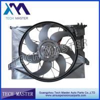 China DC 12V 600W Car Radiator Cooling Fan Used For Mercedes W221 OEM 2215001193 wholesale