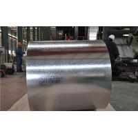 China 60 - 275g /m2 Hot Dipped Galvanized Steel Coil With ASTM A653 / SGCC / DX51D wholesale