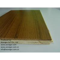 China Burma Teak Engineered Flooring wholesale