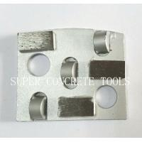 China Quick-Change System Polar Magnetic Bear Claw PCD Trapezoid  Grinding Back Plates wholesale