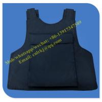 Buy cheap level iiia/ iii/iv ballistic kevlar body armor vest from wholesalers