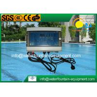China 3 In 1 Digital Automatic Pool Dosing Systems Self Cleaning Salt Water Chlorinator wholesale