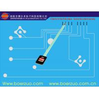 China Thin Film Membrane Switch Keypad Touch Screen For Electronic Measuring Device wholesale