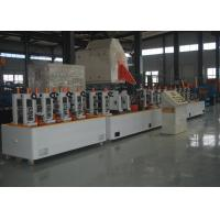 China Fully Automation Pipe Making Equipment , Durable ERW Tube Mill ISO9001 Listed on sale