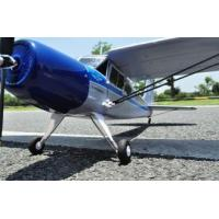 China 2.4Ghz Battery Powered Brushless 4ch RC Airplanes Yak-12 with Steering Tail Wheel wholesale
