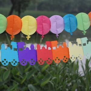 China Paper Garland Paper Balloon wholesale