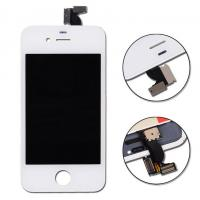 China 100% Original LCD Touch Screen Digitizer Assembly For iphone 4s Free Shipping Black&White on sale