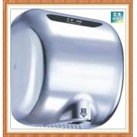 China New CE Certificate Most Popular Eco Automatic 304 Stainless Steel Single High Speed Jet Air Hand Dryer for Public Toilet (AK2800) wholesale