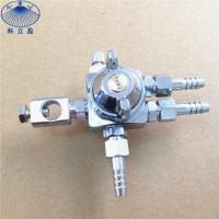 China 1.0mm Low pressure twin fluid pneumatic automatic spray guns for steel cooling, steel lubrication wholesale