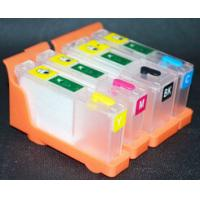 China Refillable ink cartridge with arc chip lexmark100 , Lexmark 100/lexmark 105/lexmark 108 for Lexmark S305 S505 S308 S405 wholesale