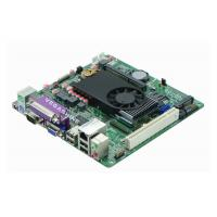China 5 COM , 8 USB Mini Itx Industrial PC Motherboard Atom D525 Processor support VGA , LVDS wholesale