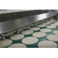 China Easy Clean Pizza Automatic Machine , 3000 Kg /Hr Output Commercial Pizza Equipment wholesale