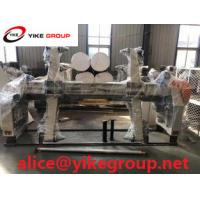China High Performance Single Facer Corrugated Machine 1800mm Steam Heating For 2 Ply Cardboard wholesale