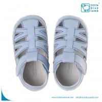 soft sole leather baby shoe sandals BB-31002BL
