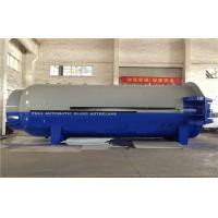China Automatic Industrial Chemical Autoclave with PLC control programmer wholesale