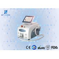 Buy cheap Portable Diode Laser Hair Removal Machine Triple Wavelengths for Salon / Clinic from wholesalers
