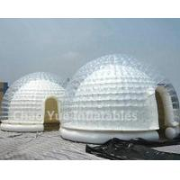 Quality High Quality Clear Inflatable Bubble Dome Camping Tent for sale for sale