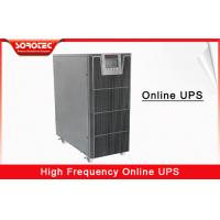 China Good Performance Multi - function Online High Frequency UPS 10-20KVA for Data Center wholesale