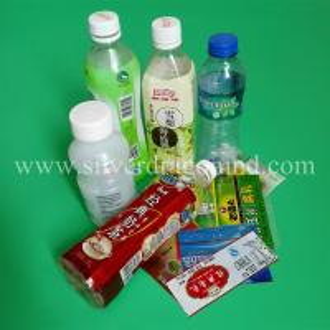 China PVC shrink bands for bottled water, beverage, drinks,juice and milk labels wholesale