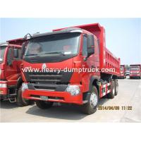Buy cheap Philippine Model SINOTRUK A7 10 Wheers 20m³ Dumper Bucket Construction Dump Trucks from wholesalers