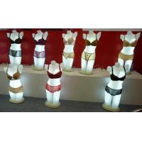 China Half Body Lingerie Lighting Mannequin wholesale
