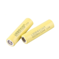 China 3.6 V 2500mAh Sumsung CHEM 18650 Rechargeable Lithium Battery wholesale