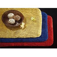 China 5 Star Custom Embossed Hotel Bath Mats , Hotel Style Collection Bath Mat wholesale