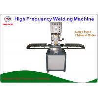 China One Welding Head High Frequency Sealing Machine With Two Side Slides on sale
