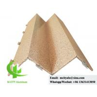 China Formed aluminum facade panel for cladding decoration with super durable coating wholesale