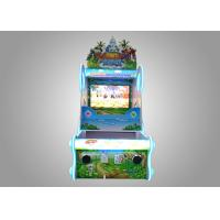 China Interactive Ball Shooting Arcade Games Machines With High Resolution Screen wholesale