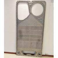 China NBR / EPDM Plate Heat Exchanger Plate With Gasket For Plate Condenser Unit 2448*1219 Mm EC500 wholesale