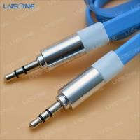 China Male to male 3.5mm plug audio cable wholesale